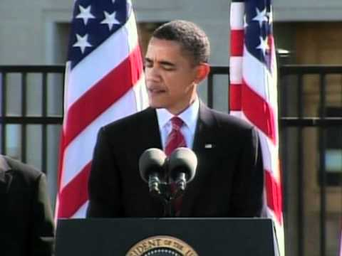 America Remembers Ninth Anniversary of September 11th Terrorist Attacks