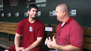 David Freese on Breaking out of a Slump