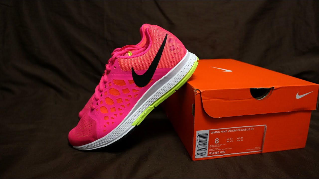 nike air zoom pegasus 31 red