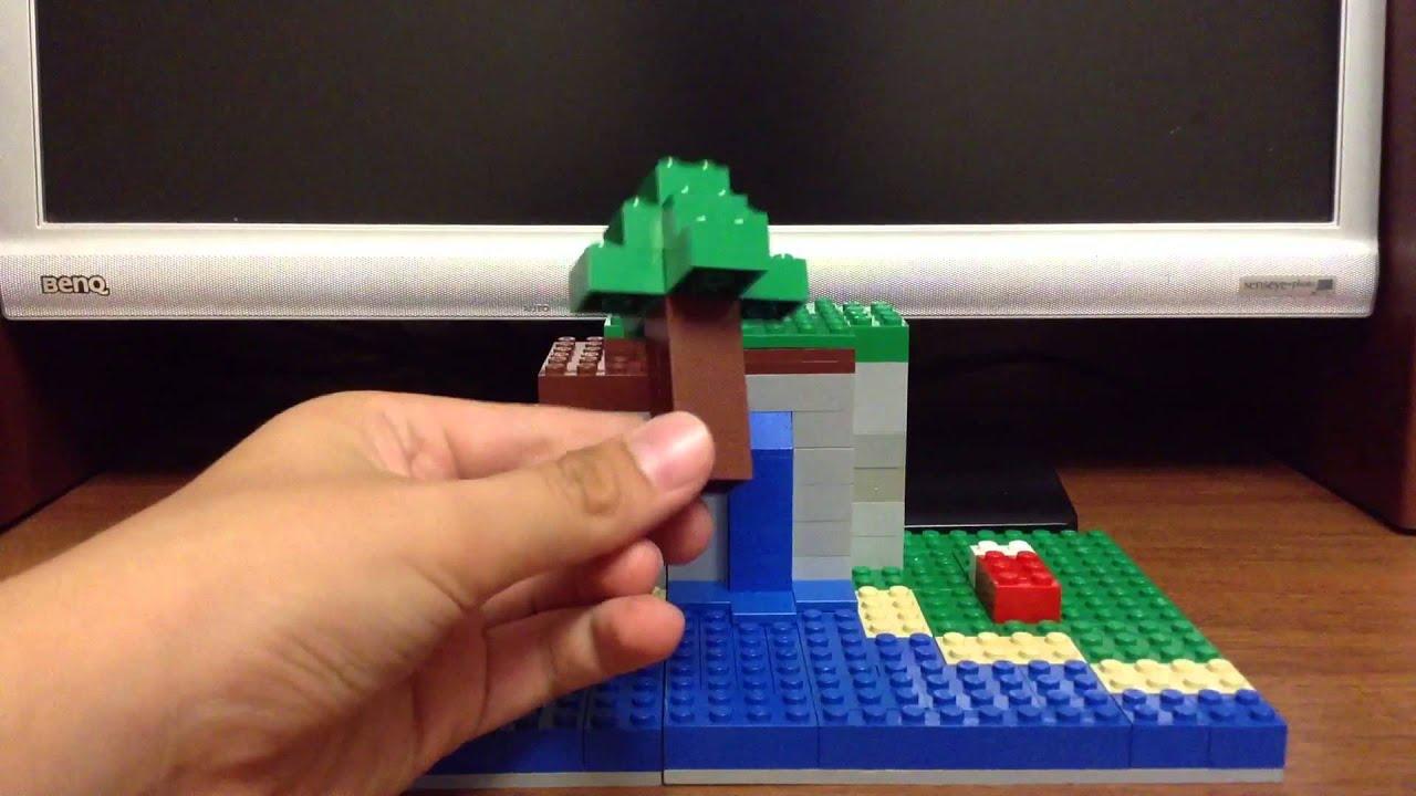 Как сделать из лего вещи из майнкрафта фото 612