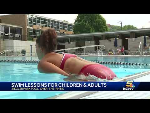 Where children, adults can take swim lessons