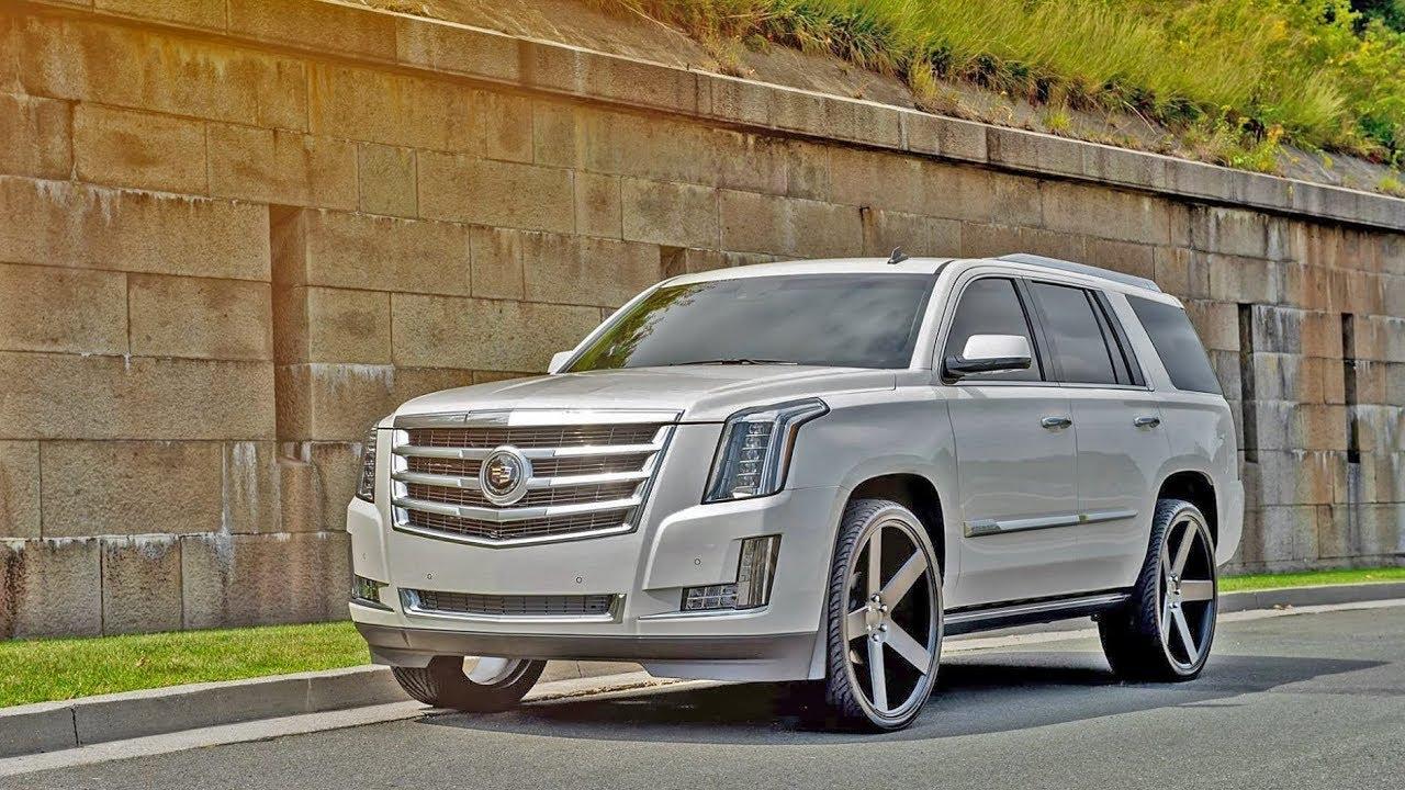 2019 Cadillac Escalade - Legendary, Powerful and Luxurious ...