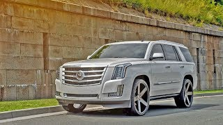 2019 Cadillac Escalade - Legendary, Powerful and Luxurious ESV !!