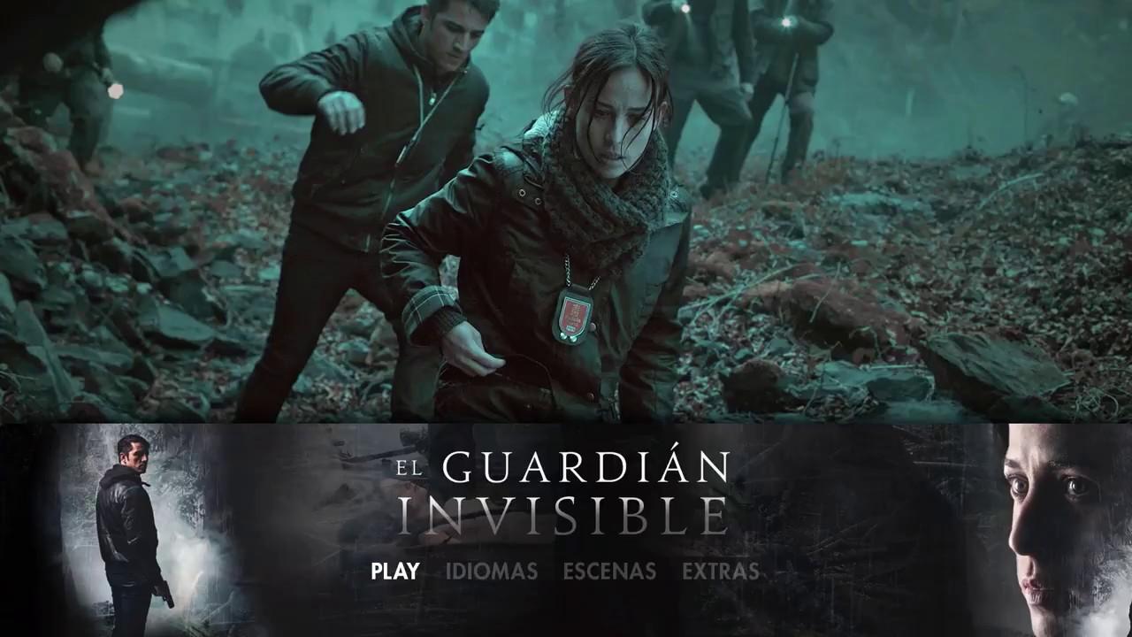 Análisis del Blu-ray El Guardián Invisible - YouTube