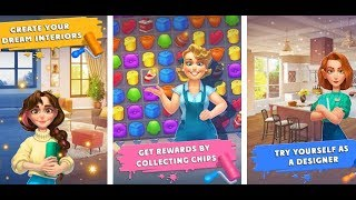 Interior Story: designing game
