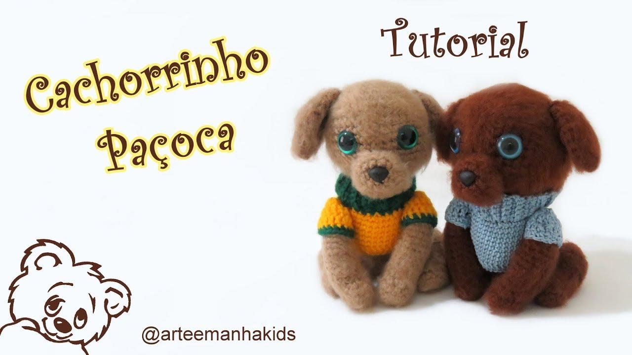 Free Amigurumi Pug Pattern : FurlsCrochet | Free Amigurumi Pug ... | 720x1280