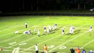 Dillon Christopher, Class of 2013 Menchville High School (P/K 6-1 170) 2011 Highlights