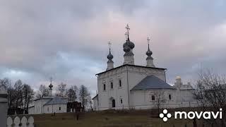 Суздаль, город монастырей и храмов.