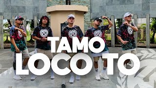 Download lagu TAMO LOCO TO (Tiktok Hit) by Mark B | Zumba | TML Crew Kramer Pastrana