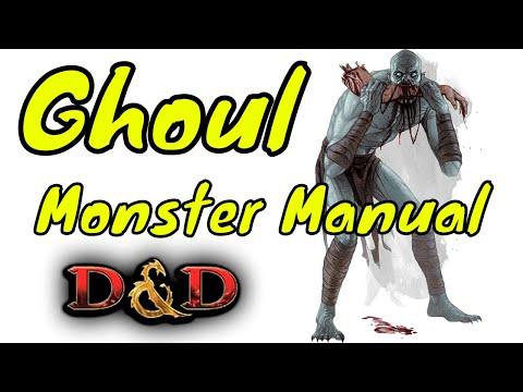 d&d-(5e):-monster-manual,-ghouls