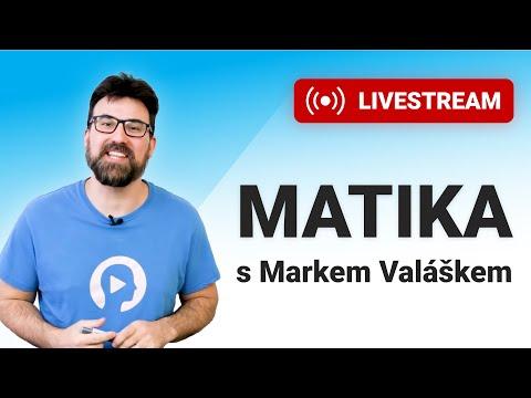 KVADRATICKÉ FUNKCE, ROVNICE A NEROVNICE Matika pro SŠ s Markem Valáškem — 6. díl