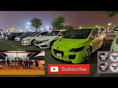 Filipino Honda Owners Club UAE First car meetup  June 4, 2021, Al Mamzar beach park dubai UAE