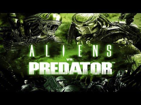 Aliens vs Predator [Marine] [Part 1] - Bug Hunt!
