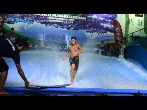Best Trick Video World Flowboarding Championships 2015
