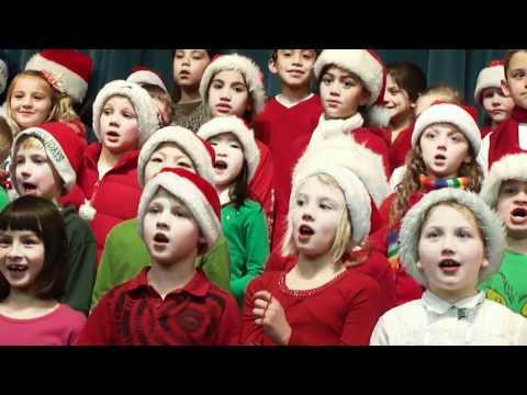 老外唱中文铃儿响叮当 Singing Jingle Bells in Chinese