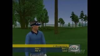 ProStroke Golf: World Tour 2007 Xbox Gameplay - Sergio Vs