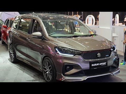 Suzuki Sport : All New Ertiga - Apa Saja Bedanya #GIIAS2018