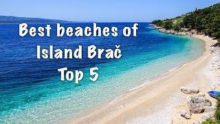 Top 5 Beaches on Island Brac 2021 screenshot 3