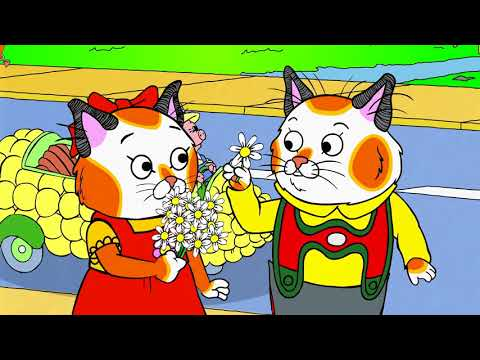 Hurray for Huckle (Busytown Mysteries) | Episodes 145 - 147 | 1 Hour Compilation | Cartoons for Kids