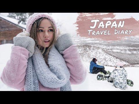 Japan Travel Diary