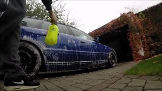Shiny Garage piana + APC + monster wheel cleaner
