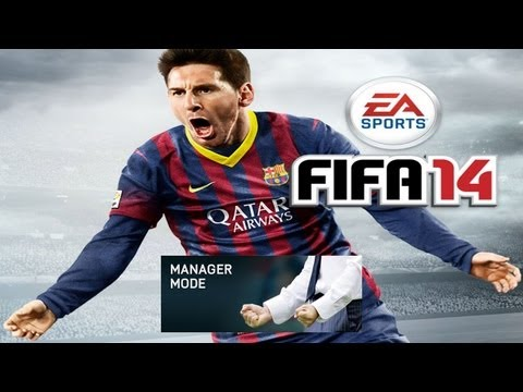 FIFA 14 by EA SPORTS - Universal - HD (Manager Mode) Gameplay Trailer