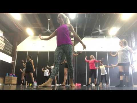 Fight SongAmazing Grace  The Piano Guys Choreography  Shelley Moore
