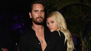 Scott Disick Packs on PDA With Sofia Richie at First Public Appearance as a Couple