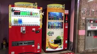 CocaCola 可口可樂 自動販賣機 電子貨幣購買可樂