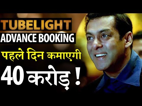 Tubelight's Advance booking report: 40 crore on opening day!