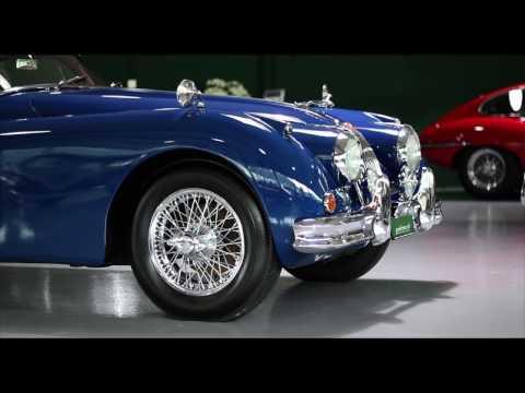 1957 Jaguar XK150 FHC - www.goodtimer.ch
