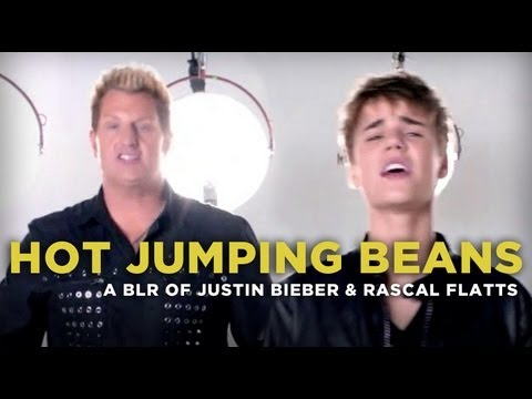 """""""Hot Jumping Beans"""" -- another bad lip reading of ..."""