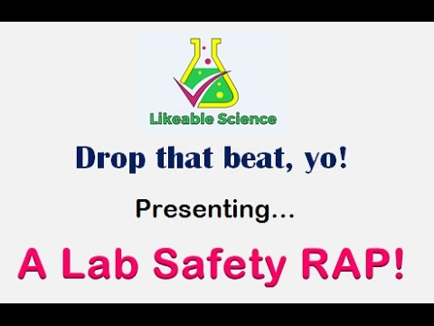 Lab Safety Rules RAP!