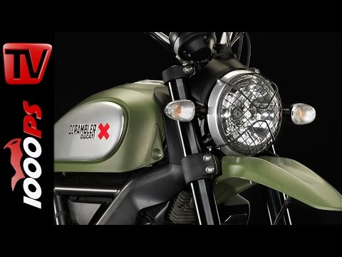Ducati Scrambler 2015 | 4 Versionen, Preis, Leistung, Details