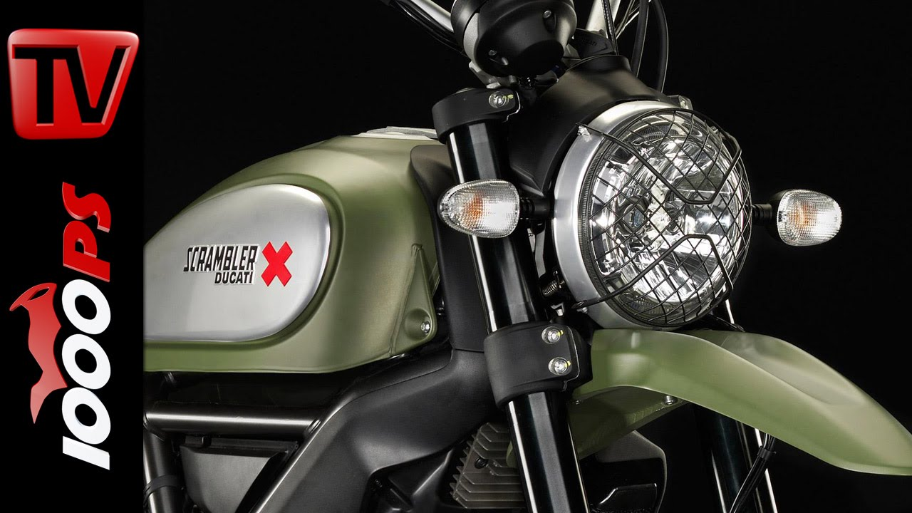ducati scrambler 2015 4 versionen preis leistung. Black Bedroom Furniture Sets. Home Design Ideas