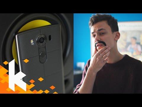 Männersache: LG V10 Review!
