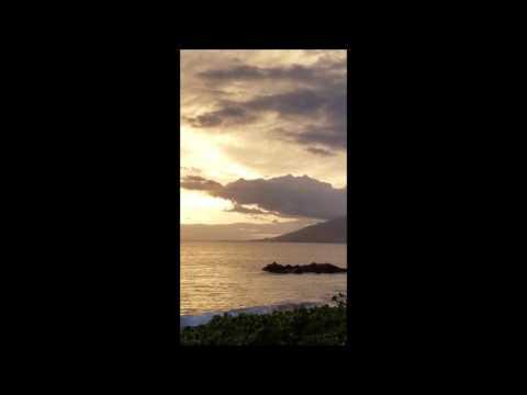 Kihei, Maui, Hawaii Sunset