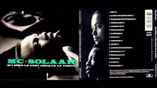 Mc Solaar - Qui sème le vent récolte le tempo - 12 - Bouge de là (Part 1)