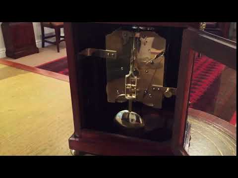 Regency bracket clock by Tooke of Kings Lynn