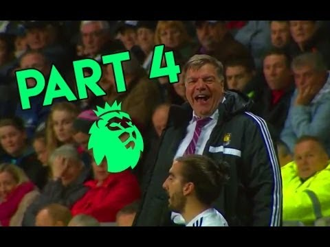Funniest moments in english premier league history | part 4