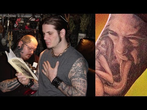 Pantera: Philip Anselmo's X-Rated, Ex-Wife Tattoo | Paul Booth's Last Rites