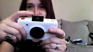 polaroid snap review also comparing to instax 8