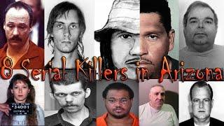 8 Serial Killers in Arizona