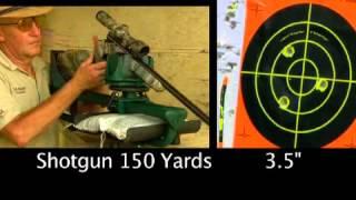 Crossfire - Muzzleloader vs Shotgun for Accuracy