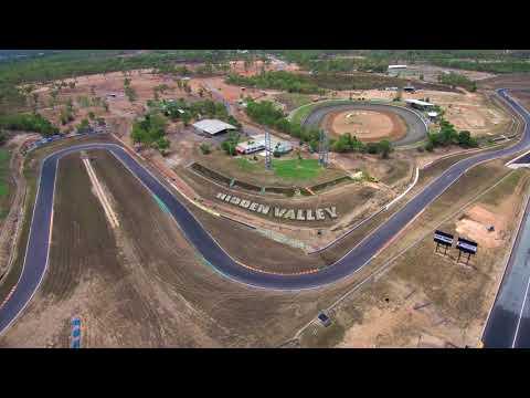 World Solar Challenge At Hidden Valley Speed Way With Mi Drone