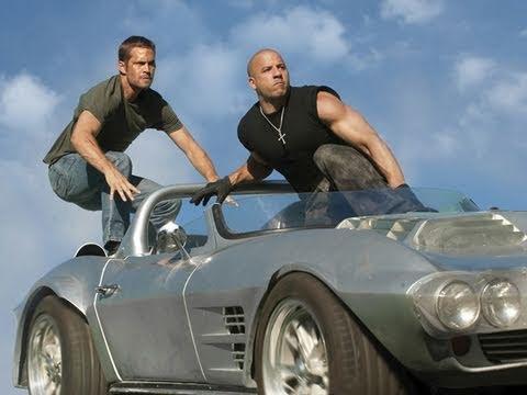 FAST & FURIOUS FIVE (Vin Diesel, Paul Walker) | Trailer deutsch german [HD]