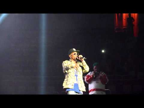 Big Sean - First Quarter Freestyle LIVE!!