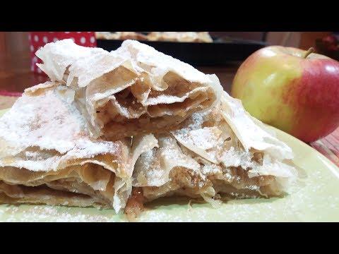pita sa jabukama od gotovih kora