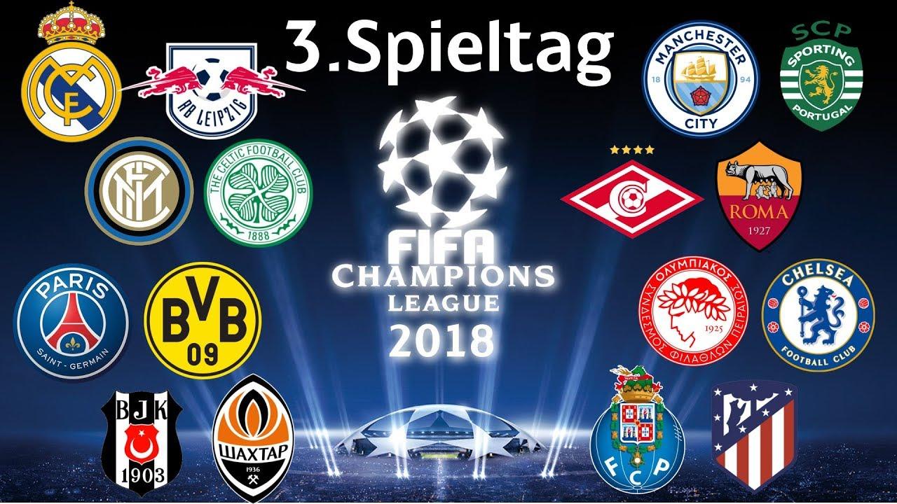 Champions League Gruppenphase Regeln