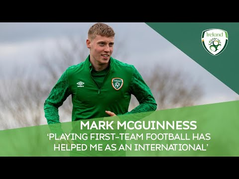 INTERVIEW | #IRLU21 defender Mark McGuinness ahead of friendly against Wales